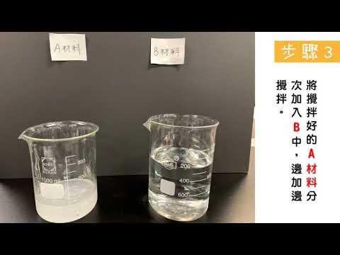 「2019新型冠狀病毒肺炎」防疫活動 乾洗手露DIY
