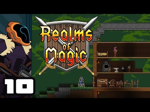 Let's Play Realms of Magic - PC Gameplay Part 10 - Spoilers: I Spend The Whole Episode Underground