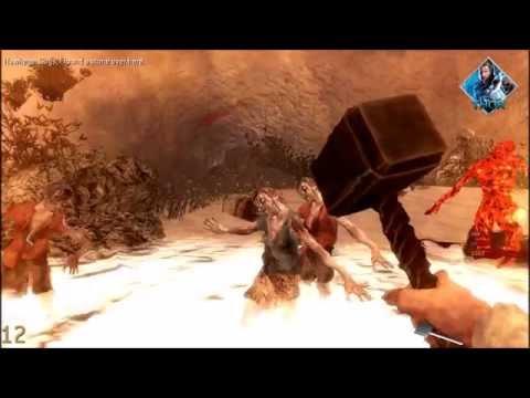 Call of Duty WAW Zombies -Momentos Divertidos- (Mapa de los Vengadores)