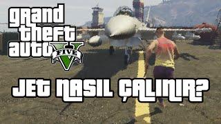 Grand Theft Auto V | JET NASIL ÇALINIR?
