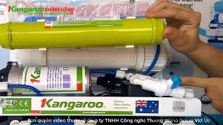 Giới thiệu Máy lọc nước Kangaroo KG104AVTU mới nhất 2018