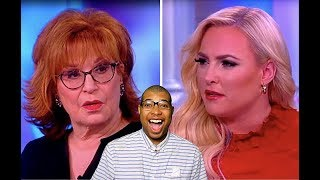 The Allegedly Show: Joy Behar & Megan McCain, Karlie Redd Instagram + Shade, Gossip & Reality Tea