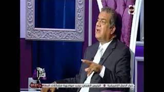 كرسي الاعتراض  د. سعد الزنط: اول من كتب عن ادب