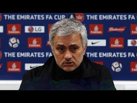 """Mourinho se muerde la lengua: """"No quiero perder el premio a la mejor conducta"""" ◉ Man United ◉ 2018"""