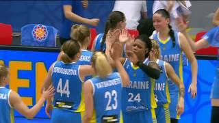 Женская сборная Украины на ЕвроБаскете 2017