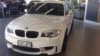 BMW 1 Series M (1M) Coupe Interior & Exterior