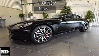 HOT NEWS !!! Aston Martin DB11 AMR Exterior   Interior   Features   Sound
