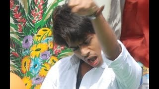Racha Title Song by Karthik in Vignan Junior College