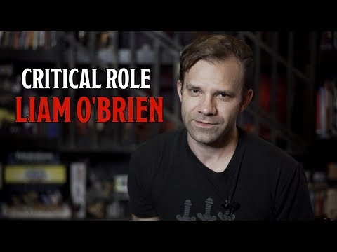 Liam O'Brien Talks Friendship, Characters and Endings