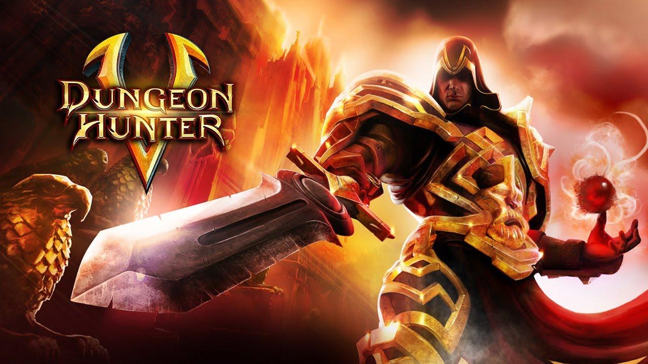 TUCANO O TOSCO - Dungeon Hunter 5 - Jogo de RPG e Ação para PC