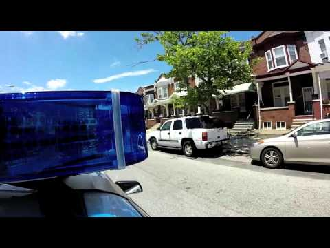 A drive through West Baltimore Uncut - June 16, 2015