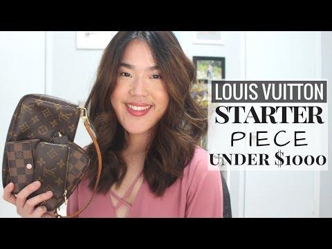TOP 5 LOUIS VUITTON STARTER PIECE UNDER $1000