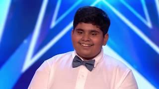 INSPIRATIONAL Dance Audition Gets The GOLDEN BUZZER On Britain's Got Talent