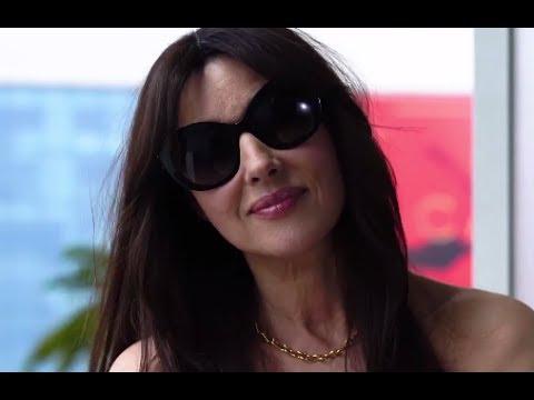 Monica Bellucci's memories of Cannes | VOGUE PARIS