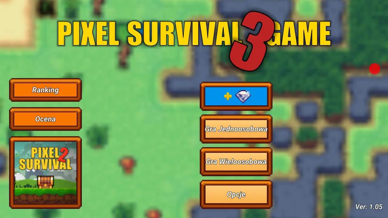 pixel survival 2 hack apk ultima version