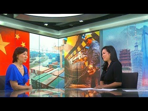 Haiyan Wang discusses China's increasing trade links with the world