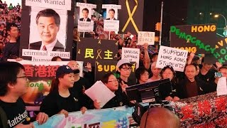 Voices from New York: We Still Belong to Hong Kong