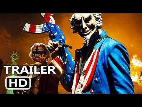 PURGE 4 : All Official Clips (2018) The First Purge Movie HD