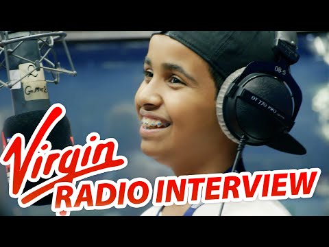 VIRGIN RADIO INTERVIEW!!