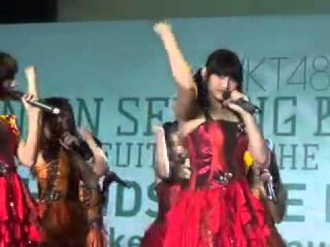 JKT48 sexy dance utsukuzhii inazuma