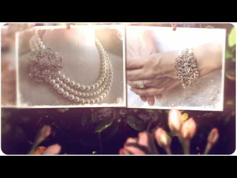 Alexi Blackwell Bridal - wedding jewelry video