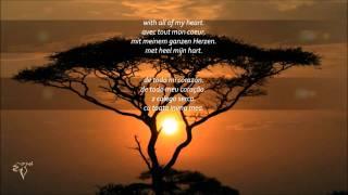 More Love, More Power w/ lyrics in 9 languages (WOW Worship Video) Keith Matten