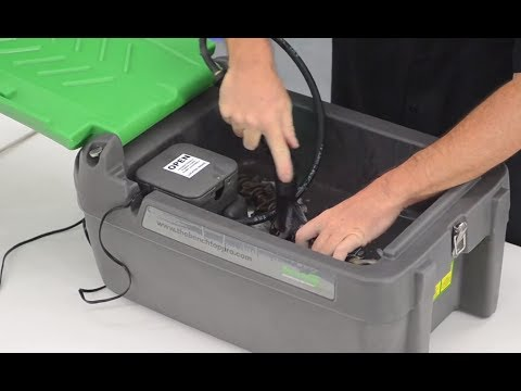 The Benchtop Pro Parts Washer - Presented by Andy's Auto Sport