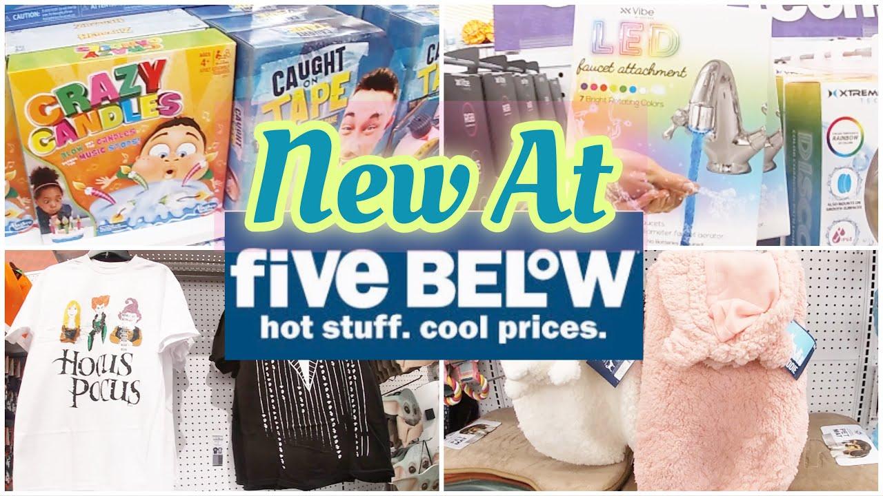 Five Below New Finds September 2020