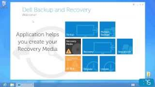 Windows 8   Recovery Media in 99 Seconds