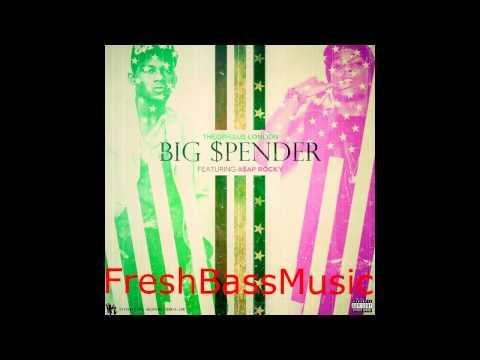 Hip-Hop Theophilus London Big Spender (ft. A AP Rocky)