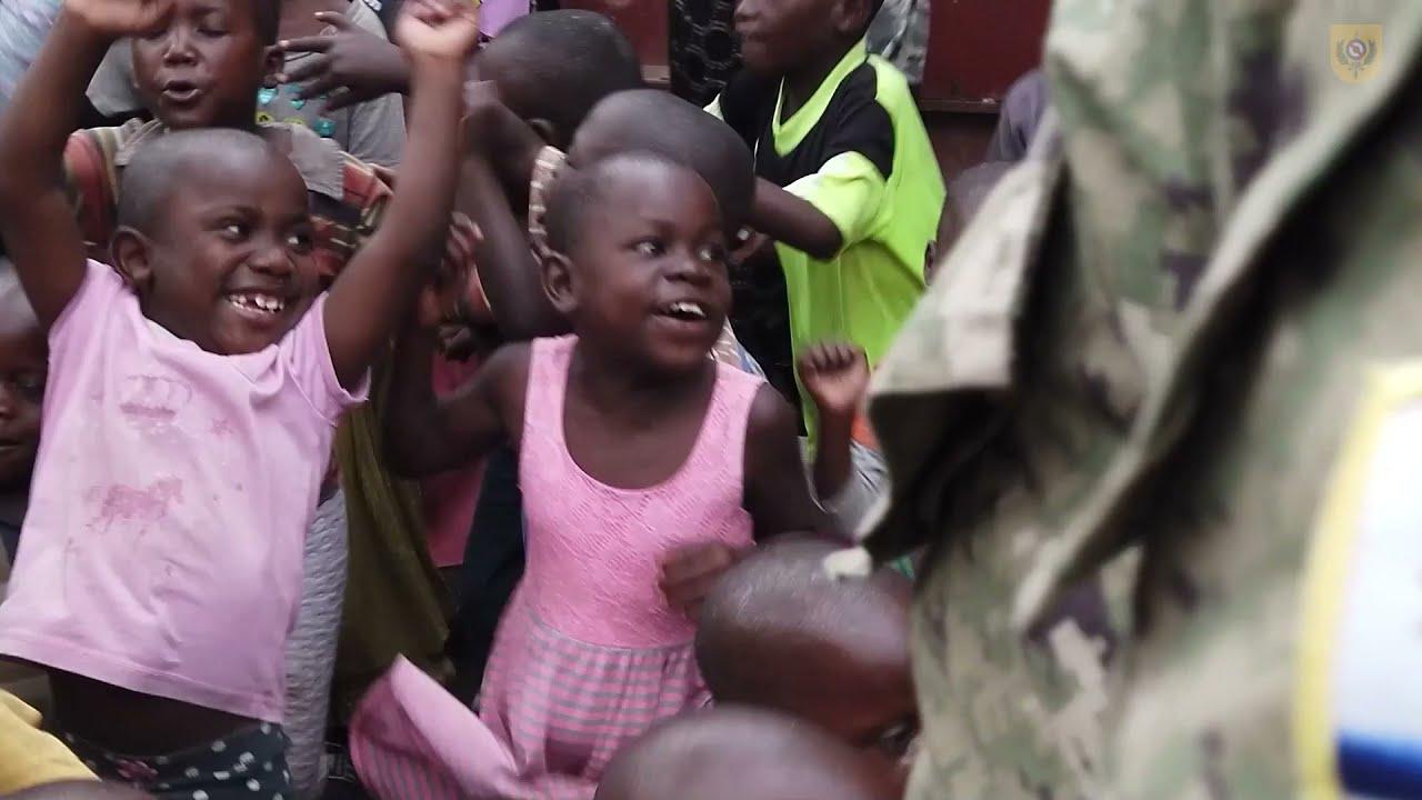 Film documentaire: URUBATT 20 ans en RDCongo