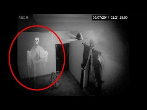 REAL GHOSTS FOOTAGE COMPILATION - Ghost Caught On Tape ...