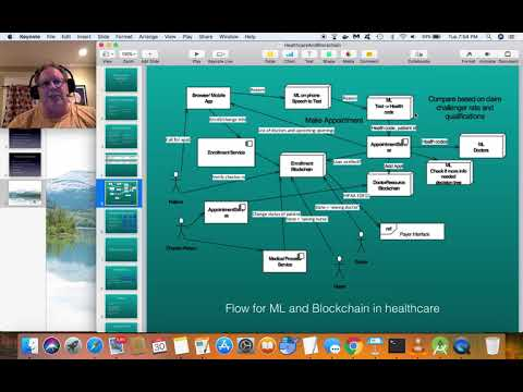 How Blockchain can help with the treatment path