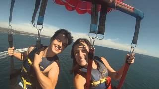 2015: Newport Beach Parasailing