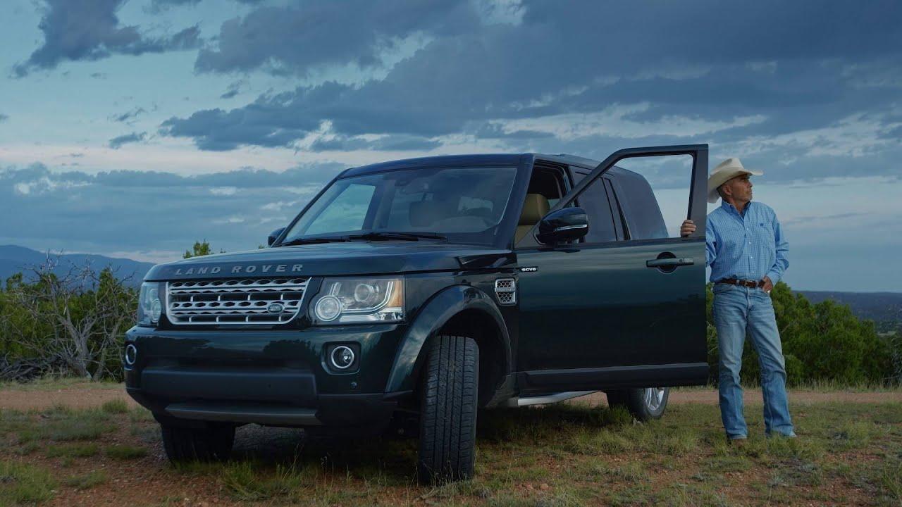 Land Rover Discovery Alla Scoperta Dei Sentieri Selvaggi Con Larry