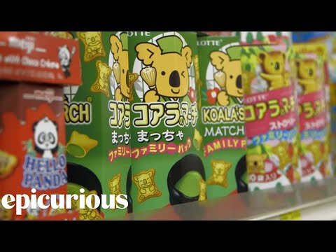 How to Shop at a Japanese Supermarket | Lost in the Supermarket | Epicurious