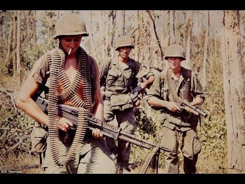Vietnam War Documentary Film - By Liam Hughes
