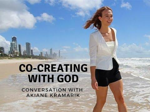 Akiane Kramarik, Co-Creating with God