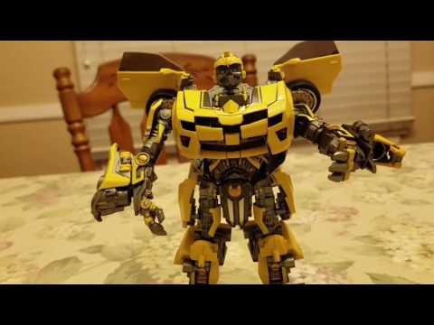 WeiJiang m03 battle hornet bumblebee