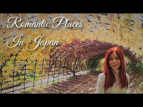 6 Romantic Places in Japan | Couple or Single, This is For You  |  More on BiancaValerio.com