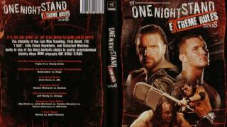 WWE One Night Stand 2008 Theme Song Full+HD