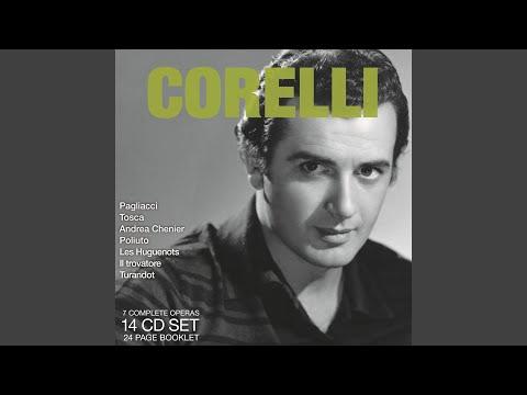 Andrea Chénier: Act IV, Benedico il Destino... Vicino a te S'aqueta (Live performance, Vienna...