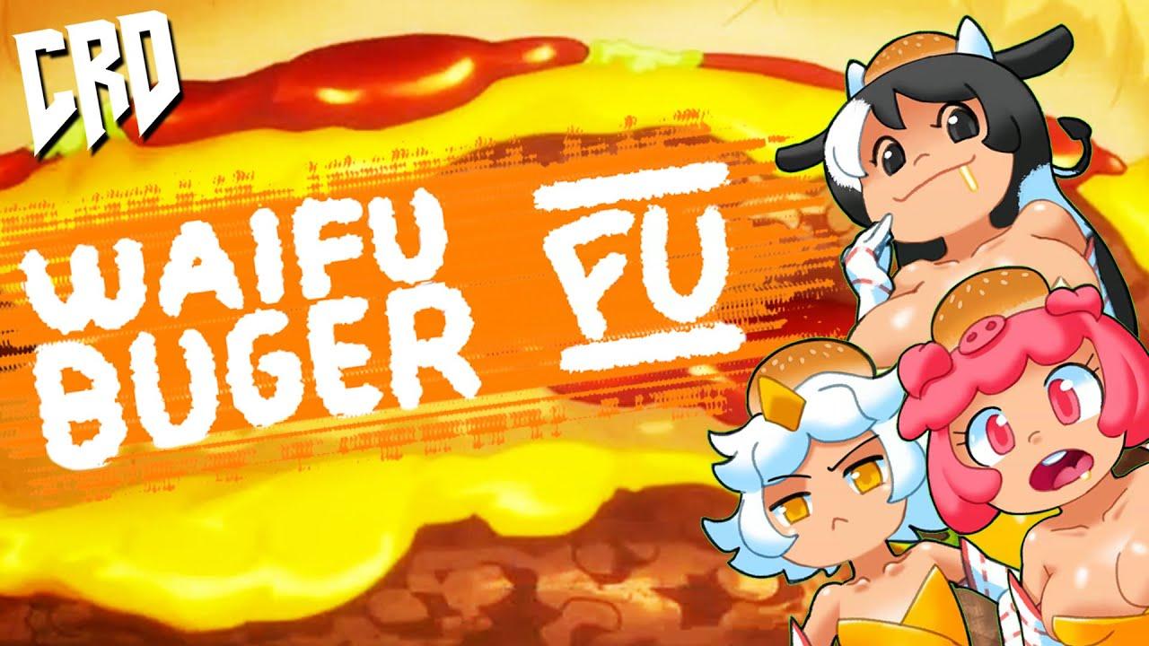 Download Waifu burger [ by minus8 ]