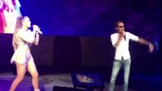 Jennifer Lopez & Marc Anthony - Olvidame Y Pega La Vuelta 2017!