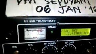 Radio HF 3 Band - Produksi Bandung