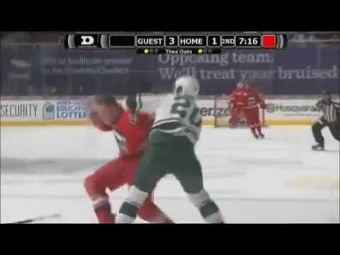Kellan Lain vs Brendan Woods Nov 28, 2015