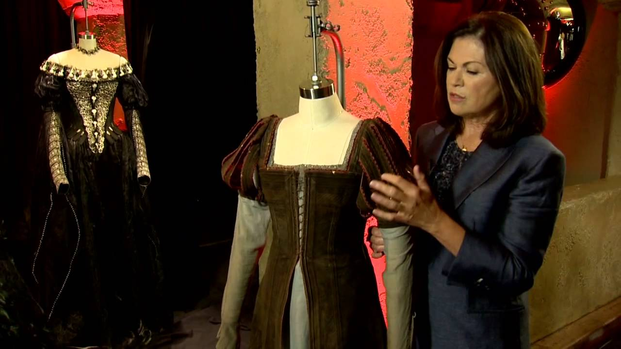 Snow White And The Huntsman Costume Design Youtube
