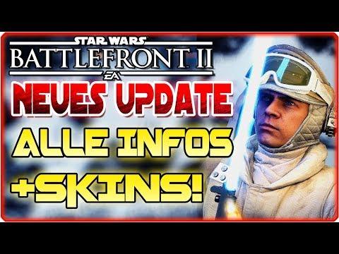 Update 1.2 Alle Infos! - Neue Skins // Neuer Modus // Balancing - Star Wars Battlefront 2