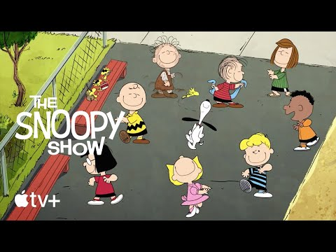 The Snoopy Show — Official Trailer | Apple TV+