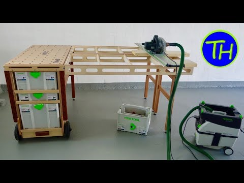 How to build a MFTC workbench [DIY]